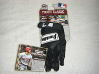 FRANKLIN YOUTH CLASSIC BATTING GLOVES