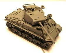 Milicast BA40 1/76 Resin WWII USA Sherman M4A3E8 76mm (Early turret)