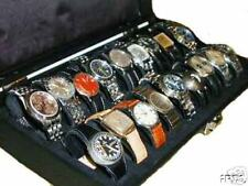 Watch case storage organizer display box for watches