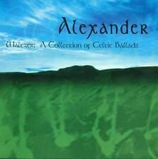 ALEXANDER VALS: COLECCIÓN OF CELTIC BALLADS CD E508