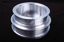BMW 323 325 328 330 525 535 Z3 M3 Light Crank Engine Pulley Set Aluminium Alloy