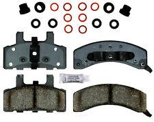 Disc Brake Pad Set fits 1988-2002 GMC C2500,K2500 Safari C1500,C2500,K1500  ACDE