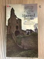 Haunted Britain by Coxe, Antony D.Hippisley , Pan 1975