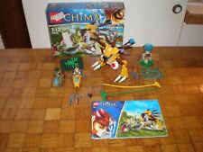 Lego lot Legends of Chima 70115 Ultimate Speedor Tournament 100% complet