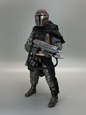 Star Wars Custom 6? Black Series Mandalorian Scavenger Action Figure Pre Clone