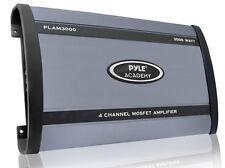 Pyle PLAM3000 3000-watts 4 Channel Bridgeable  Car Amplifier