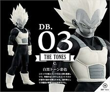 Dragon Ball Z SMSP SUPER MASTER STARS PIECE S.SAIYAN Vegeta 03 THE Black & White