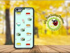 Kawaii Sushi Pattern Snap On Hard Case Cover for iPhone 6 Plus/ 6s Plus/ 7