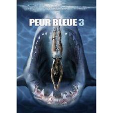 Peur bleue 3 DVD NEUF