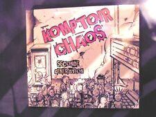Komptoir Chaos - Seconde Génération - CD Digipack - Neuf