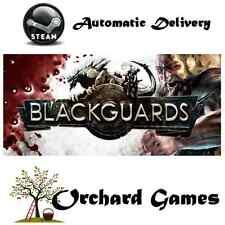 Blackguards: PC MAC: vapeur Digital: Auto Livraison