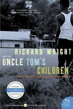 P. S. Ser.: Uncle Tom's Children by Richard Wright (2008, Paperback)