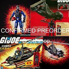 *Pre-Order* Hasbro G.I. Joe Retro Collection Cobra F.A.N.G. FANG