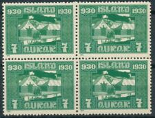 Iceland Scott 154 in Block of 4 MNH.