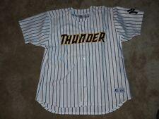 2013 Trenton Thunder Andrew Clark #49 Game Used Home Jersey Size XXL NY Yankees