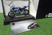 MOTO HONDA RC211-V MotoGP 2004 #15 S. Gibernau au 1/24 IXO RAB092 miniature