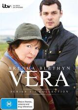 Vera Complete Series Collection 1-7 | DVD Region 4 | Seasons 1 2 3 4 5 6 7