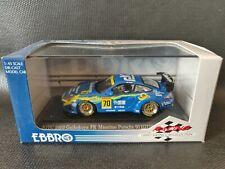 EBBRO PORSCHE 911 GT3R #70 JGTC 2003 1/43 DIECAST NO SPARK MINICHAMPS