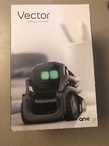 Vector Robot by Anki - Your Voice Controlled, AI Robotic Companion