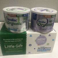 SIMILAC Strong Moms Sample Gift Pack Exp Feb 2022