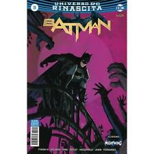 BATMAN RINASCITA 9 - DC COMICS - BATMAN 122 - RW LION ITALIANO - NUOVO