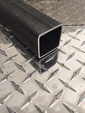 "2"" x 2"" x 11 GA (.125) Hot Rolled Steel Square Tubing x 24"" Long"