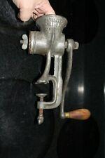 Vintage GEM Food Chopper Meat Grinder Sargent & Co. Primitive Kitchen Tool