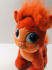 Disney Build A Bear Palace Pets Ariel's Cat Treasure Orange Plush Kitty