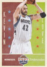 Kevin Love 2012-13 Panini Past & Present baloncesto Walker, #61