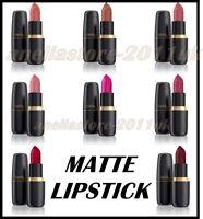 Delia Lipstick Pure Matt Creamy Texture Long Lasting Intensive Colors Shades
