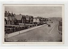 HARLING DRIVE, TROON: Ayrshire postcard (C1974).
