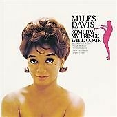 Miles Davis : Someday My Prince Will Come CD Incredible Value and Free Shipping!