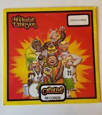 Showbiz Pizza 45 Record Catch-A-Wave School Days Fatz 1981 Creative Records