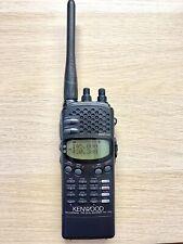 Kenwood TH-79E Ricetrasmettitore VHF UHF + BC-17 + BT-9. No Icom Yaesu Alinco