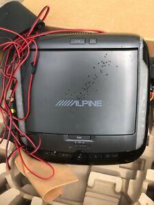 Alpine DVD car stereo entertainment