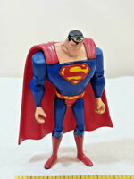 "DC Comics 2003 Superman Super Man Action Figure Toy 4.5"" ~ Ships FREE"