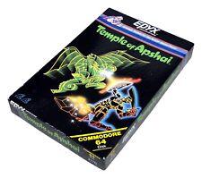 TEMPLE OF APSHAI für Commodore C64 als Diskversion von Epyx
