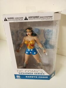 "DC Comics ""Designer Series"" WONDER WOMAN 8"" Action Figure"