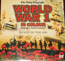 World War 1 In Colour - Blood In The Air (DVD), Daily Telegraph