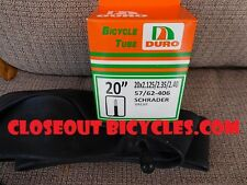 "BEST DEAL! Bike Bicycle Inner Tube 20""x 2.125/2.40 Schrader BMX MTB Cruiser #32"