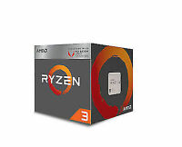 AMD Ryzen 3 2200G Quad-Core 3.5GHz Processor With Radeon Vega Graphics