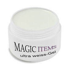 FRENCH - UV GEL ULTRA weiss 5ml