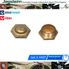 New Jaguar XJ6 XJ40 XJS Oil Valve Relief Access Plug EAC5221