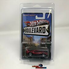 Ferrari F40 * Hot Wheels Boulevard * ZA14