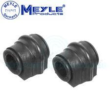 2x Meyle (Allemagne) anti roll bar buissons essieu avant gauche & droite no: 014 032 0208