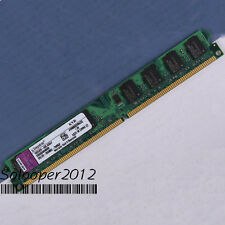 Free shipping Kingston 800MHz DDR2 2GB PC2-6400 (KVR800D2N6/2G) Memory RAM