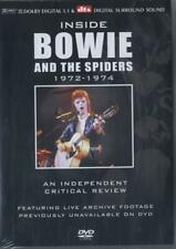 David Bowie Inside Bowie And The Spiders 1972-1974 - Sealed UK DVD CRP1720