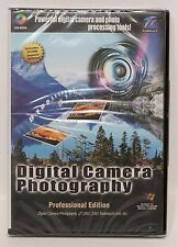 Tradetouch Digital Camera Photography Professional Edition guide tools PC CD-ROM