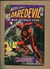 Daredevil #10 - Man Without Fear - 1965 (Grade 2.5) WH