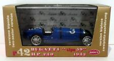 Brumm Models 1/43 Scale Diecast R42 - 1933 Bugatti Tipe 59 HP 230